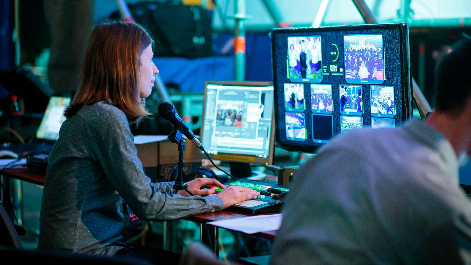 Телевизионное служение