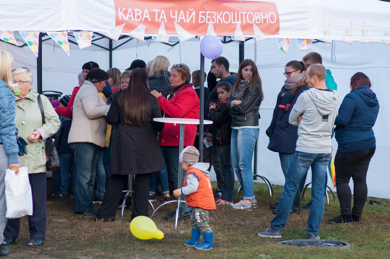 Атмосфера праздника и принятия на христианском фестивале «ВБогеестьвыход»
