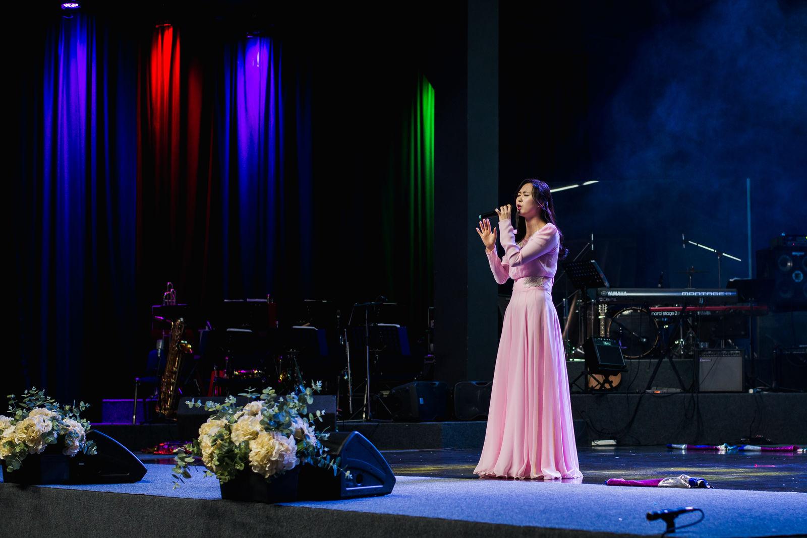 Небесные подарки от корейских гостей церкви «Победа»