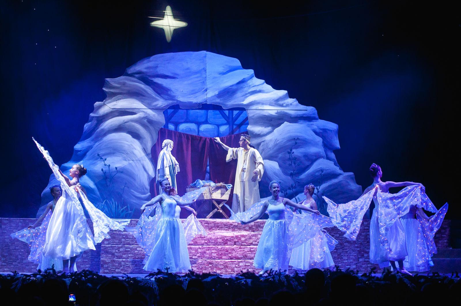 Християнський Фестиваль «Різдвяне Містечко» 3-6 січня 2018 р.
