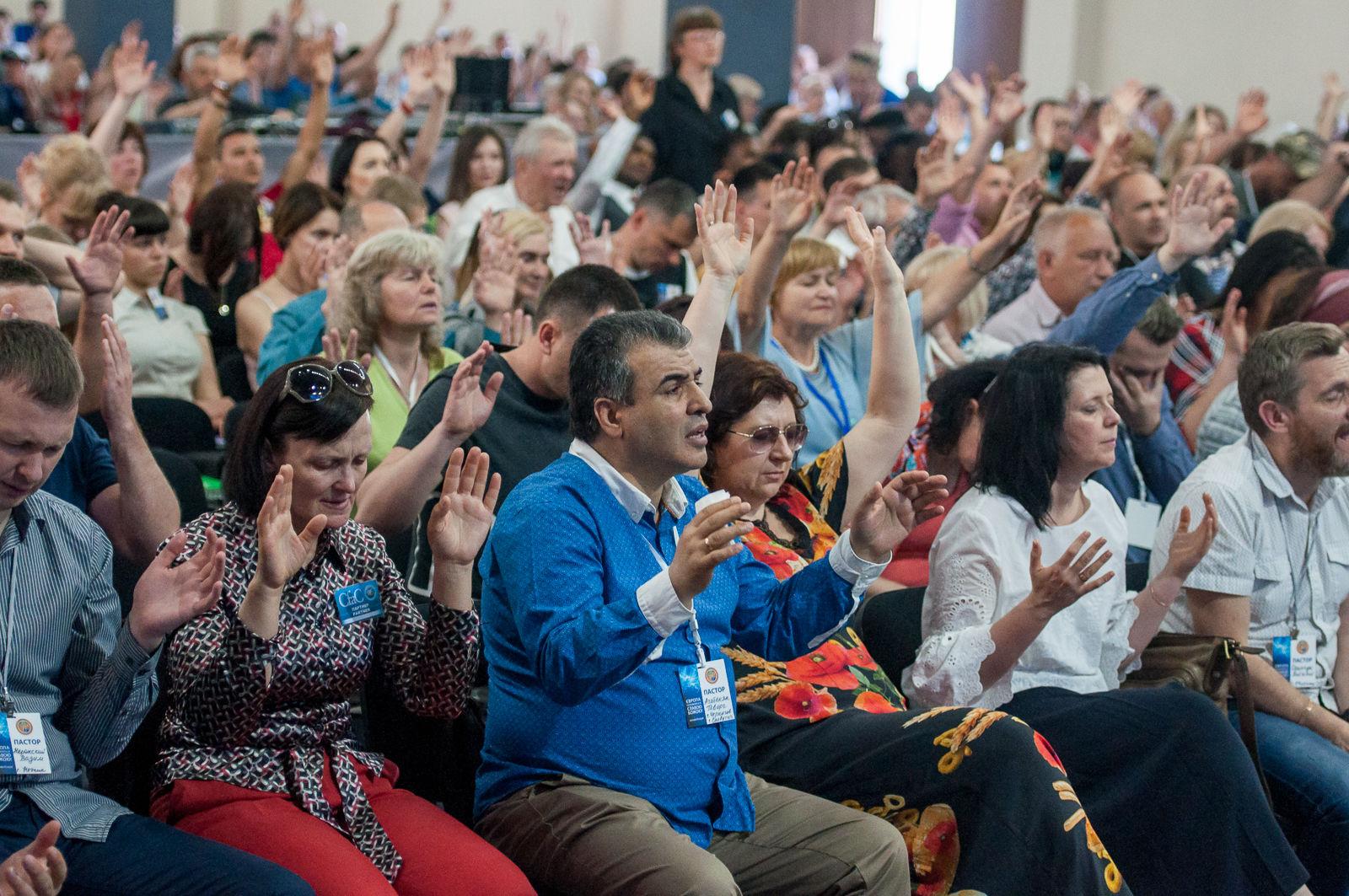 4 травня, п'ятниця день. Пастор Генрі Мадава: «Бережи й розвивай Боже помазання!»