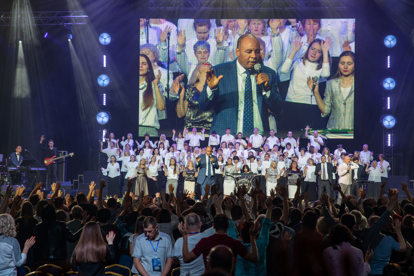 Конференція церкви «Перемога»