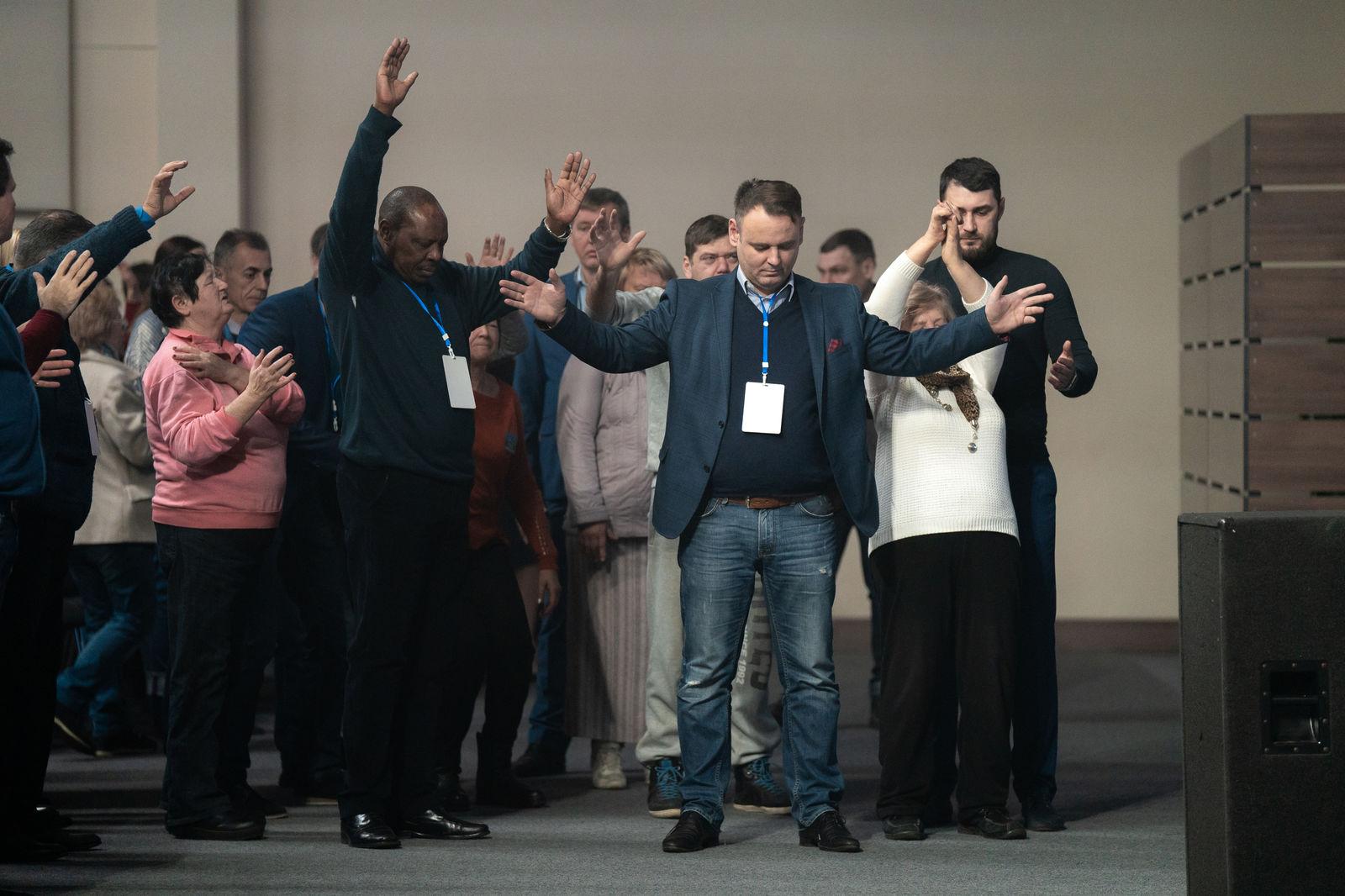 Доктор Девід Херцог «Більше слави Божої – більше прискорення! Я хочу цієї слави!»